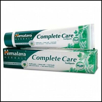 Himalaya Complete Care - Natural Toothpaste 0% Dental Problems Gum Expert 75ml