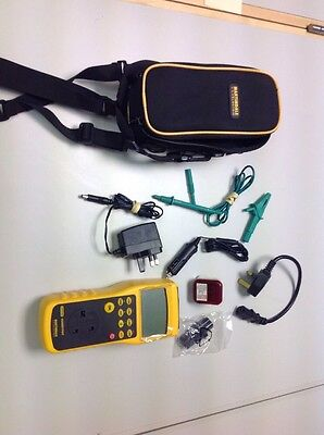 Martindale HPAT600 Pat tester With Accessories  *UK SELLER*