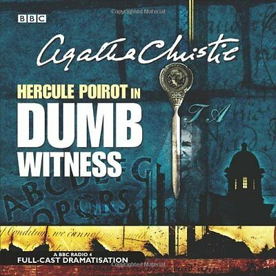 Dumb Witness Book by Christie  Agatha (CD-Audio) 9781846071973