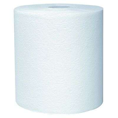 Kleenex Hard Roll Paper Towels 50606 with Premium Absorbency Pockets White ...