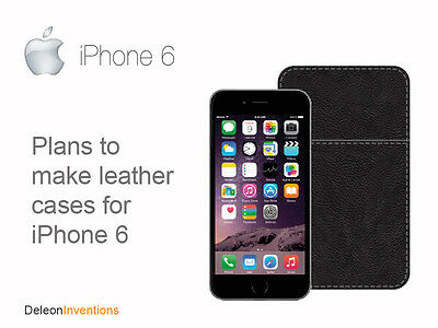 Plans to manufacture leather cases for iPhone 6. Start your own business