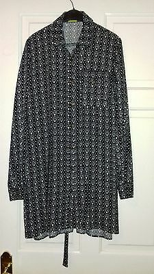 Blooming marvellous maternity shirt tunic size 8 great condition