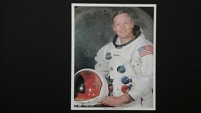 Neil Armstrong signed official NASA publicity photograph. ( NOT PERSONALIZED )