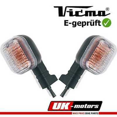 PAAR Turn signal rear left + right Aprilia SR 50 LC Ditech Racing