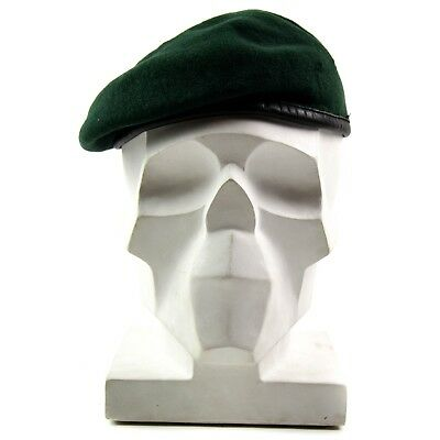 Genuine Austrian army green beret hat. Austria Military special forces cap hat