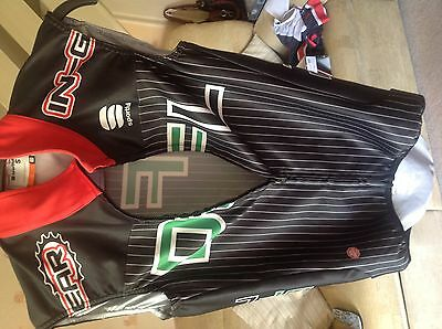 Windstopper  cycling gilet made by Sportful DFL In Gear, small size