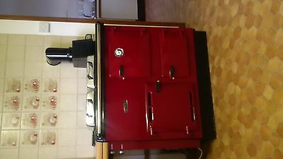 Oil Fired Rayburn Nouvelle oven and boiler