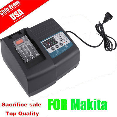 Makita DC18RC Lithium-Ion Battery Charger for BL1830/BL1840/BL1850 Battery MAX