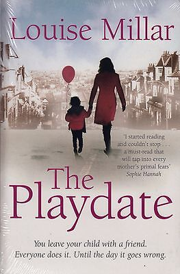 The Playdate BRAND NEW BOOK by Louise Millar (Paperback, 2012)