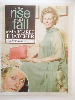 Margaret Thatcher Prime Minister biography extract The Sun UK Newspaper 2013