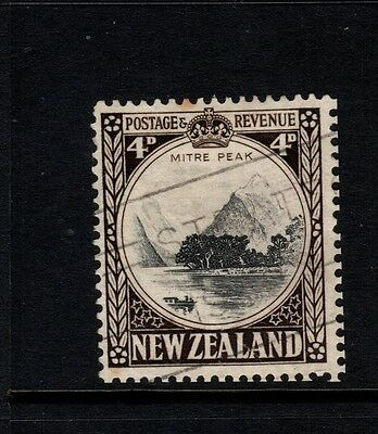 1935 New Zealand 4d Wmk 43 Fine Used SG562