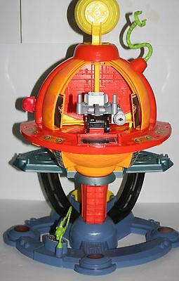 Fisher Price Planet Heroes Solar Quarters Space Station - Fully Assembled, Sound