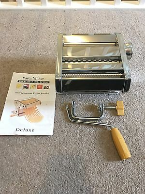 Pasta Maker Stainless Steel 3in 1 Brand New Never Used