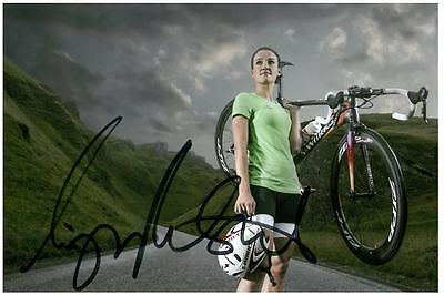 Sports Memorabilia Lizzie Armitstead Signed 6x4 Photo Road Race Cyclist Olympic Autograph Coa Cheapest Price From Our Site