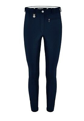 Blue Ladies Lugana Pikeur Breeches Size 28 New Without Tags. Cheapest On eBay!