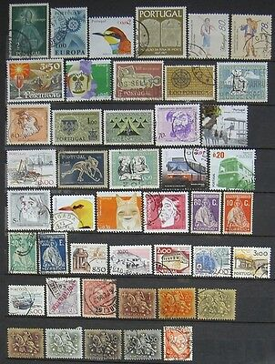 45 Timbres Portugal