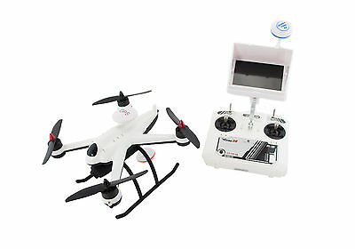 Invader Ultra GPS mit FPV 5,8 GHz ,MT1233 Drohne Brushless HD Quadrocopter