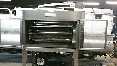 Hardt Inferno Commercial Natural Gas Rotisserie Oven W/accessories