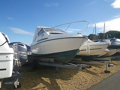 Fairline Sprint 21 for sale in Poole, South Coast cruiser for sale power boat