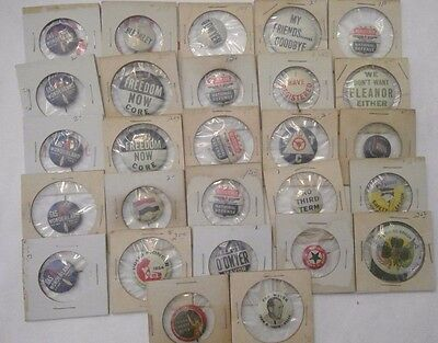 27 Vintage Assorted Pins From Collection
