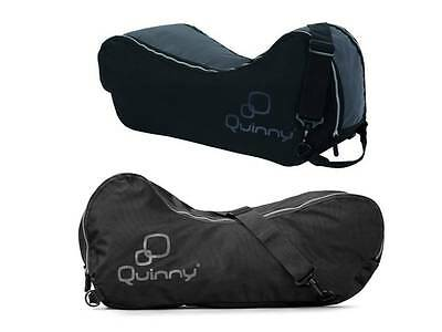 Quinny Zapp Xtra 2 Stroller Travel Holiday Storage Carry Bag BLACK GENUINE NEW