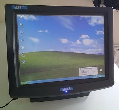 Posiflex Epos Till All In One Pc 15 Inches Touch Screen Tp5700 / Tp5800 Series