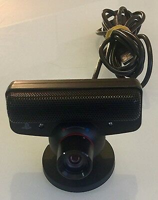 Official Sony PS3 PlayStation 3 Eye Toy Camera (Free UK Post)
