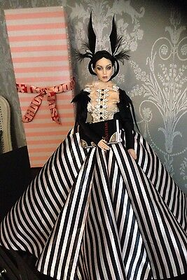 Sybarite Superdoll Law Full Doll With All Original Accessories Sold Out Ltd Edt.