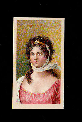 "B.a.t 1900 Scarce ( Beauties ) Type Card "" Beauties - Stippled Background """