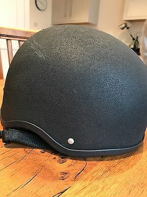 child riding hat safety helmet barely used