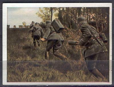 German Reich A41 Advertising cards 1918 WWI spring battles France