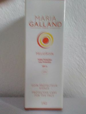 Sous Blister Maria Galland Soin Protectur Visage 192  Spf 6 / 50 Ml