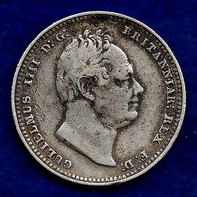Great Britain, William IV, 1834 Shilling (Ref. c5853)