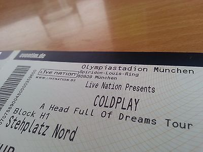 Coldplay,  München