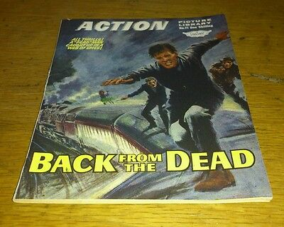 Action Picture Library No 11, 1970