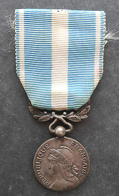 France French WORLD WAR Colonial Medal - Overseas Medal