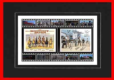 Magnificent Seven  Movie Mounted Display