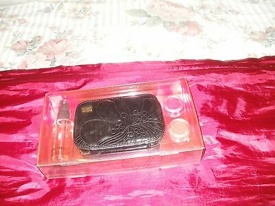 Fcuk Polished Cosmetic Purse With Toiletries (New )