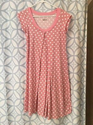 Baby Be Mine Nursing Gown Size Small Washed Not Worn