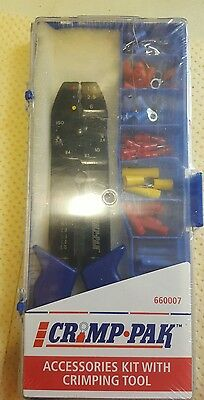 electrical crimp set crimping tool kit insulated crimps