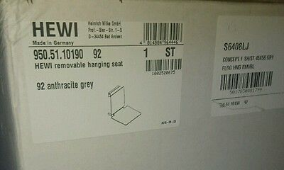 hewi removable shower seat
