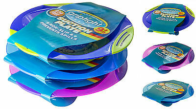 Griptight Baby Suction Plate for Kids and Toddlers -  Non-Slip & Prevents Spills