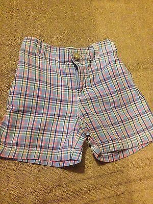 Kids Shorts Polo By Ralph Lauren Smart Check