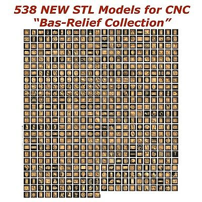 (650) STL Model Wall Panel Decor for CNC Router 3D Printer  Artcam Aspire Cut3d