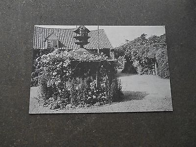 Postcard - BLAKENEY The Dove Cot, The Old Rectory - Norfolk