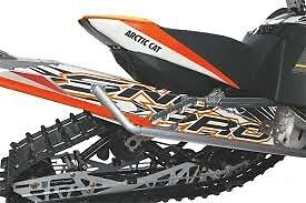 Arctic Cat Sno Pro Tunnel Graphic Kit - Orange