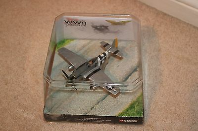 Corgi Aviation Archive:'wwii Legends':aa32211 P-51D Mustang 1/72 Die-Cast