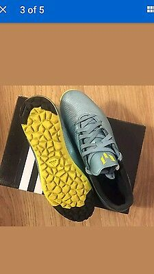 Adidas Messi 15.3 Astro Turf Football Trainers/Boots - UK10 (EUR 45)