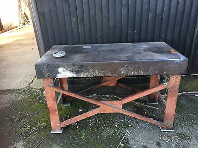 Cast Iron Engineers Table