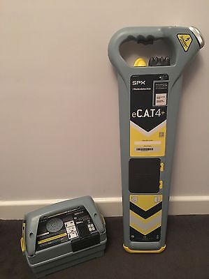 �� FEBRUARY SPECIAL BRAND NEW��Radiodetection e CAT 4+ Locator and Genny set.